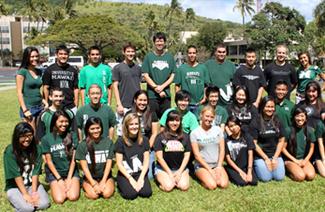 美国夏威夷大学风光