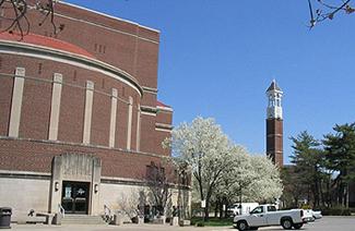 印第安纳大学与普渡大学印第安纳波里斯联合分校