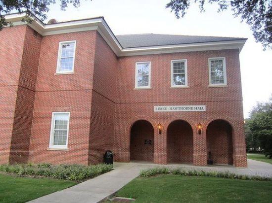 路易斯安那大学拉法叶分校
