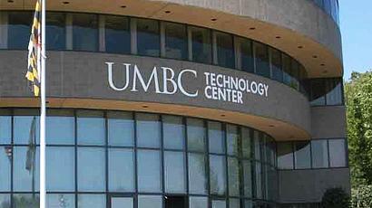 马里兰大学巴尔迪默分校