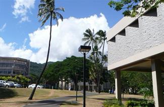 夏威夷大年夜学马诺阿分校