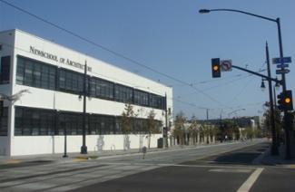 美国新建筑与设计大学
