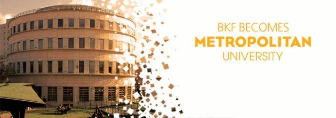 布达佩斯曼彻波顿大年夜学|Metropolitan University of Budapest