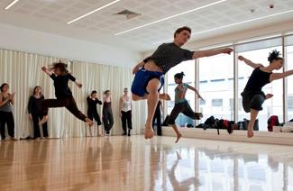 伦敦现代舞蹈学院