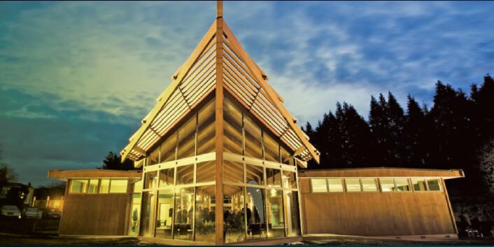 新西兰国立中部理工学院(原丰盛湾国立理工学院)